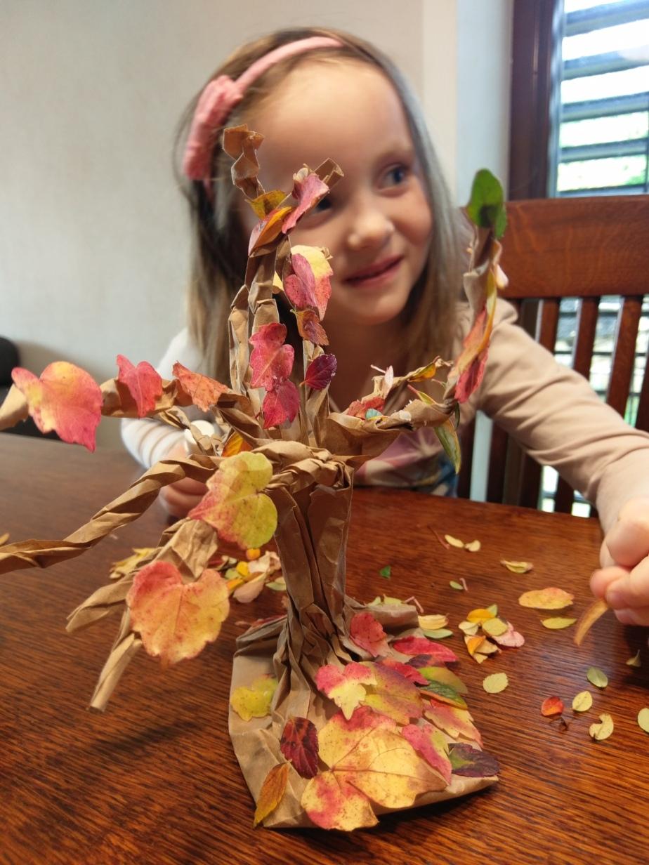 Montessori pomůcka: Podzimníměsíce